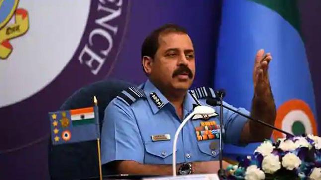 ঢাকায় আসছেন ভারতীয় বিমানবাহিনী প্রধান